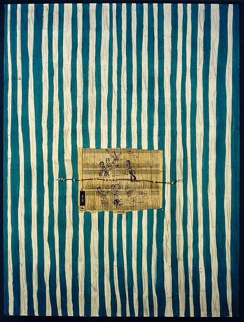 51.turquise stripes(40x30).jpg